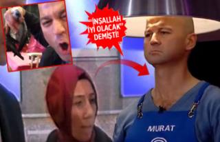 Murat Özdemir'in eşi papağan vahşetinden...