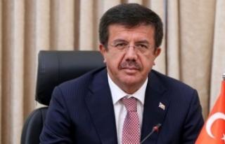 """Nihat Zeybekci: """"İzmir'in Şehirler Yarışına..."""