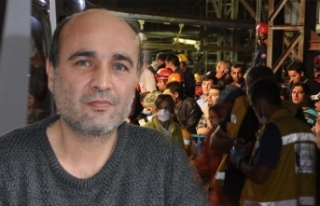 Soma'da göçük altında kalan madenci anlattı