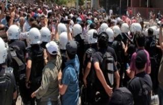 Soma protestosundaki polis müdahalesine 'hak...