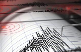 Tüm kıta 7.5'lik depremle sarsıldı