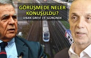 TÜRK-İŞ Başkanı Atalay, Kocaoğlu ile görüşmesini...