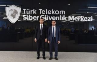 Türkiye'nin en büyük Siber Güvenlik Merkezi...