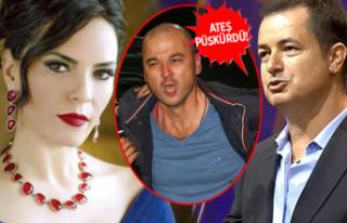Yeşim Salkım, Murat Özdemir ve Acun Ilıcalı'yı...