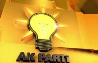 AK Parti'nin seçim sloganı açıklandı