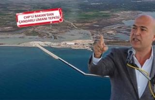"""""""AKP imar kirliliğidir, çevrenin, kıyıların..."""