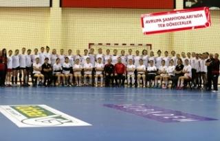 Bornova'nın Milli Takım gururu