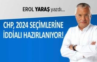 """""""CHP, 2024 seçimlerine iddialı hazırlanıyor!"""""""