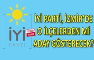 İYİ Parti, İzmir'de nerelerden aday çıkaracak?