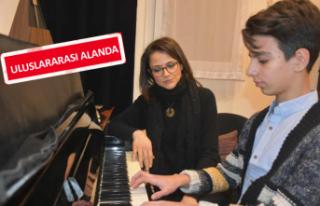 İzmirli Arda'nın gururlandıran başarısı