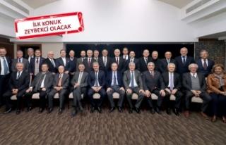 İzmirli Başkanlar Büyükşehir adaylarını dinleyecek
