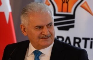 Binali Yıldırım'dan istifa açıklaması