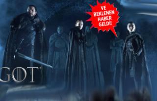 Nefesler tutuldu! Game Of Thrones'un yayın tarihi...