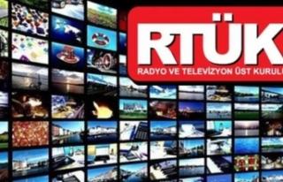 RTÜK ceza yağdırdı:O kanal kapatıldı