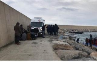 Son dakika: Sinop'ta balıkçı teknesi battı!