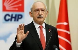 50 isim için gözler Kılıçdaroğlu'nda
