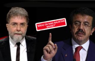 Ahmet Hakan: Reis, Zeybekci'ye 'tadında...