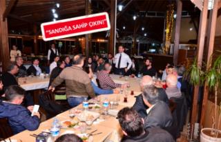AK Parti adayı Aslan:  Bayraklı seçime hazır