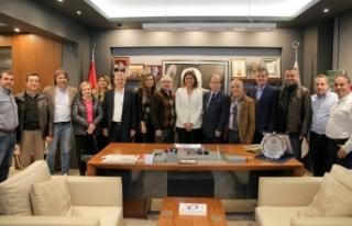 AK Partili Eroğlu: Güçlerimizi birleştirip çalışacağız