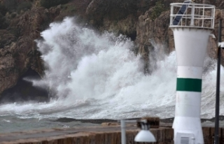 Antalya için 'Tam fırtına' uyarısı