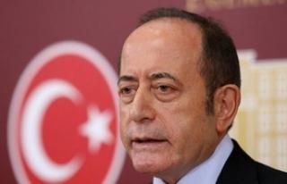CHP Genel Sekreteri istifa etti