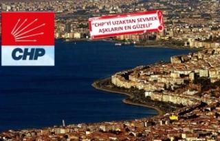 CHP İzmir'de flaş istifa