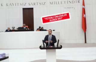 CHP İzmir Milletvekili Arslan: İzmir depreme hazır...
