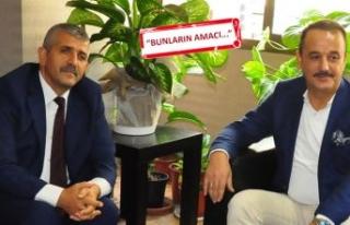 HDP'nin açıklamalarına Şengül ve Şahin'den...