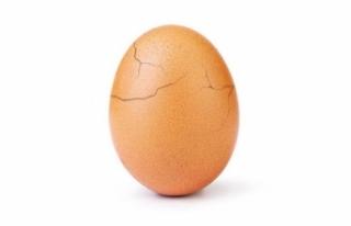 İnstagram'ın fenomen yumurtası 'çatladı'