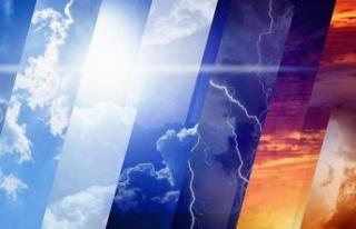 İzmir'de pazar günü hava nasıl olacak?