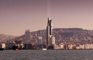 İzmir'deki o gökdelen için flaş karar
