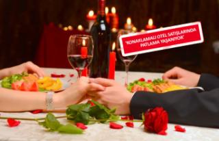 Sevgililer günü İzmir'i canlandırdı
