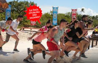 Survivor 2019 Türkiye - Yunanistan'da ödül...