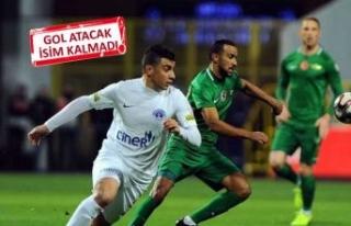 Akhisarspor'un derdi gol yolları...