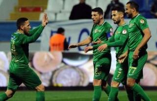 Akhisarspor, ZTK'da yarı finale yükseldi