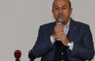 Bakan Çavuşoğlu: Atatürk'ün hedeflerine...
