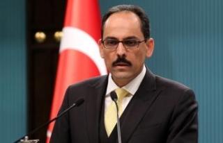 Cami saldırısıyla ilgili Türkiye'den ilk açıklama!