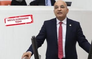 CHP'li Polat'tan Bakan Soylu'ya 'turizm'...