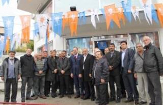 Cumhur İttifakı'ndan Karşıyaka'da yoğun...