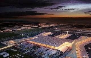 İstanbul Havalimanı 7 Nisan'da tam kapasiteye...