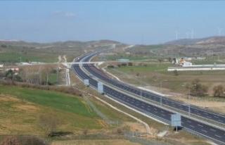 İzmir-İstanbul Otoyolu'da bir etap daha açılıyor