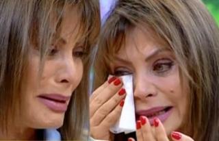 Seray Sever'in gözyaşları...