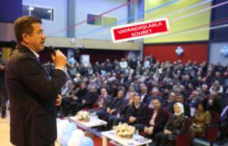 Zeybekci: İzmir'in talihini değiştireceğiz