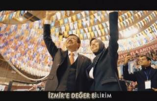 Zeybekci'ye klipli seçim şarkısı
