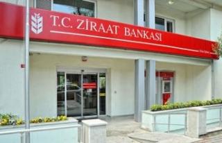 Ziraat Bankası kredi faizlerini indirdi!
