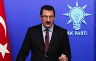 Ak Parti'den İstanbul açıklaması: Seçimin...