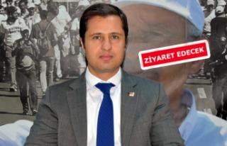 CHP'li Yücel AK Partili Sürekli'yi tebrik etti