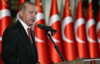 Cumhurbaşkanı Erdoğan: Hayvan hakları yasasını...