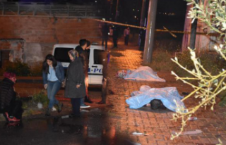 İzmir'de damat dehşeti: 2 ölü