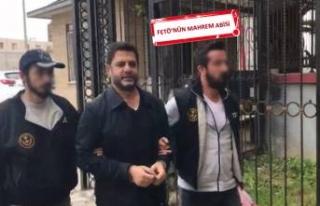 İzmir'de sahte kimlikle yakalandı!